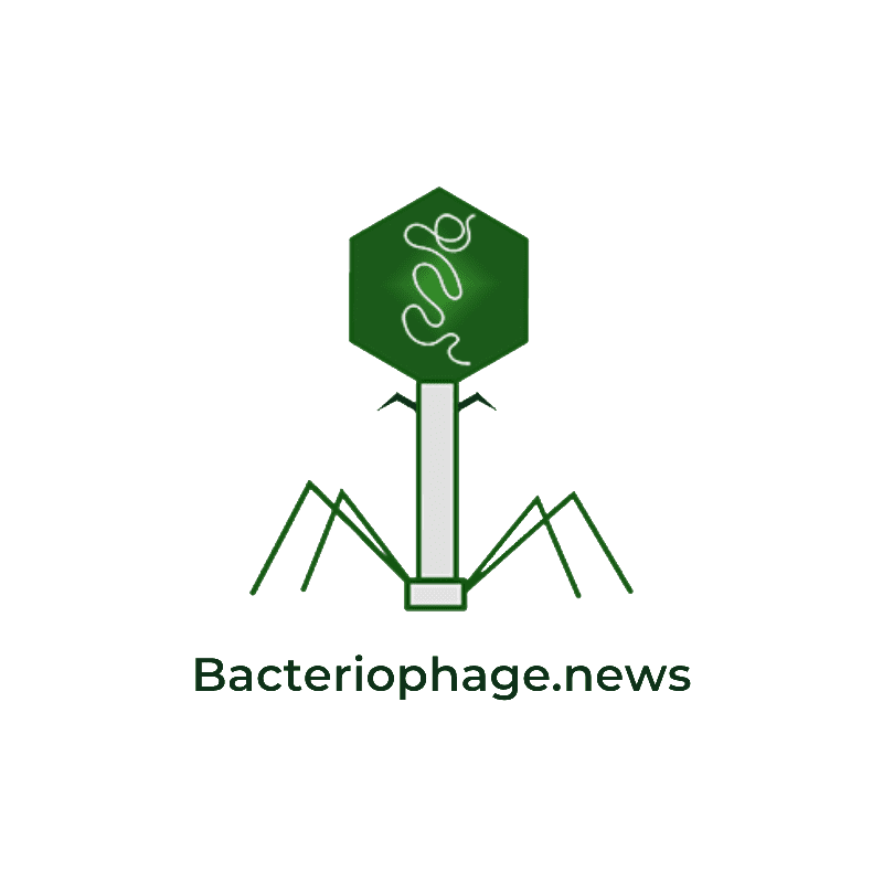 Bacteriophage news full logo